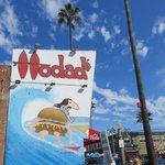 Hodad's à Ocean Beach San Diego