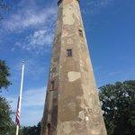 The Bald Head Island Lighthouse