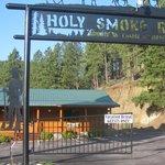 Holy Smoke Resort (one of 25 cabins)