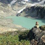 Wedgemont Lake overlook