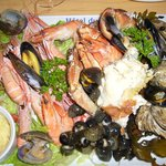 Die leckersten Meeresfrüchte!