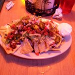 loaded nachoes