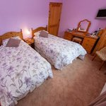 East Muntloch Croft B & B Twin Ensuite Bedroom