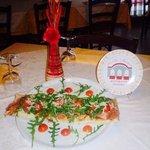 Pizza Claudio, inventata dal nostro pizzaiolo!!