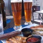 Delicious Food & Beer