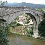 Le Pont Du Diable de Ceret.