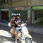 Vesping in Barcelona