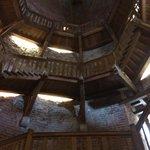 Julius tower stairwell