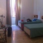 Our room - the en suite