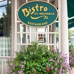 bistro st michaels. stellar food and service.