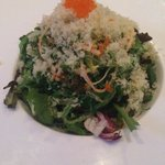 Spicy crab seaweed salad