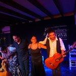 Flamenco band