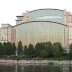 Gaylord from the River Walk