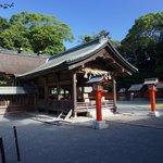 Munakata Taisha Nakatsugu Shrine