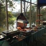 The Riveroak Dining Room