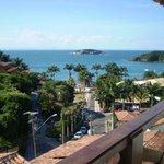 Vista a playa Joao Fernandez