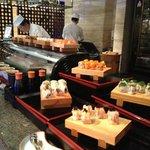 Sashimi and Sushi Station