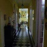 Lovely cool hallway