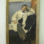 Малявин-портрет художника