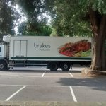 Small Steaks from Brakes - like the other chain pubs