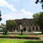Chapultepec Castle Gardens