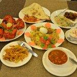 Chicken Biriyani , Tandoori Chicken and much more...