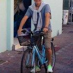 Kostenloser Fahrradverleih mit sehr guten Rädern !