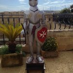 """Knight of the """"Malta Experience"""" Order :)"""