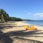 Miles of sandy beaches