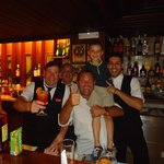 The bar staff :-D