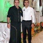 Der Food Manager Cihad mit seinem Chef Koch