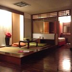 Room: Lounge and bedroom