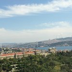 view of the Bosphorus