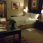 Club Room Bedroom
