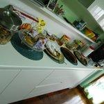Il buffett della colazione