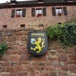 Wappen 800 Jahre Dilsberg