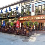 The Aulde Dubliner and 'Pour' House.