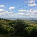 Tuscan Scenery is breathtaking