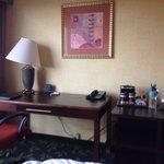 Classic Hilton room