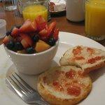 my gluten free breakfast