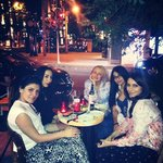 Tatev and her lovely friends