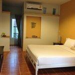 Bedroom, spacious