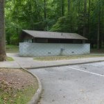 Restrooms at Metcalf Bottoms Picnic Area
