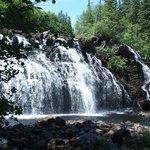 Mink Creek Falls