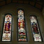 Windows with Saints Cathaldus, Carthage and Colman