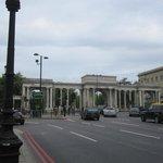 Alrededores de Apsley House en Hyde Park Corner