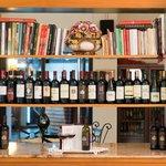 Parte della nostra selezione di vini