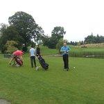 Fantastic Golf Course