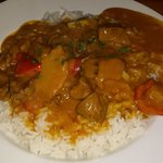 curry de boeuf