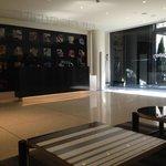 lobby de diseño